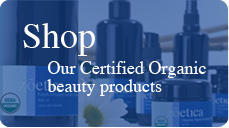 Shop Organic Beauty Products